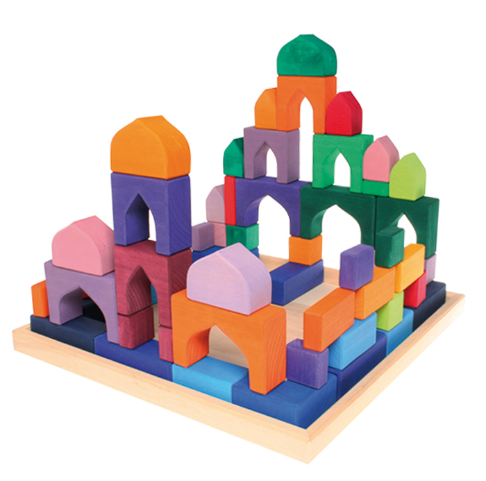 Building Set 1001 Nights, 4 cm Thick