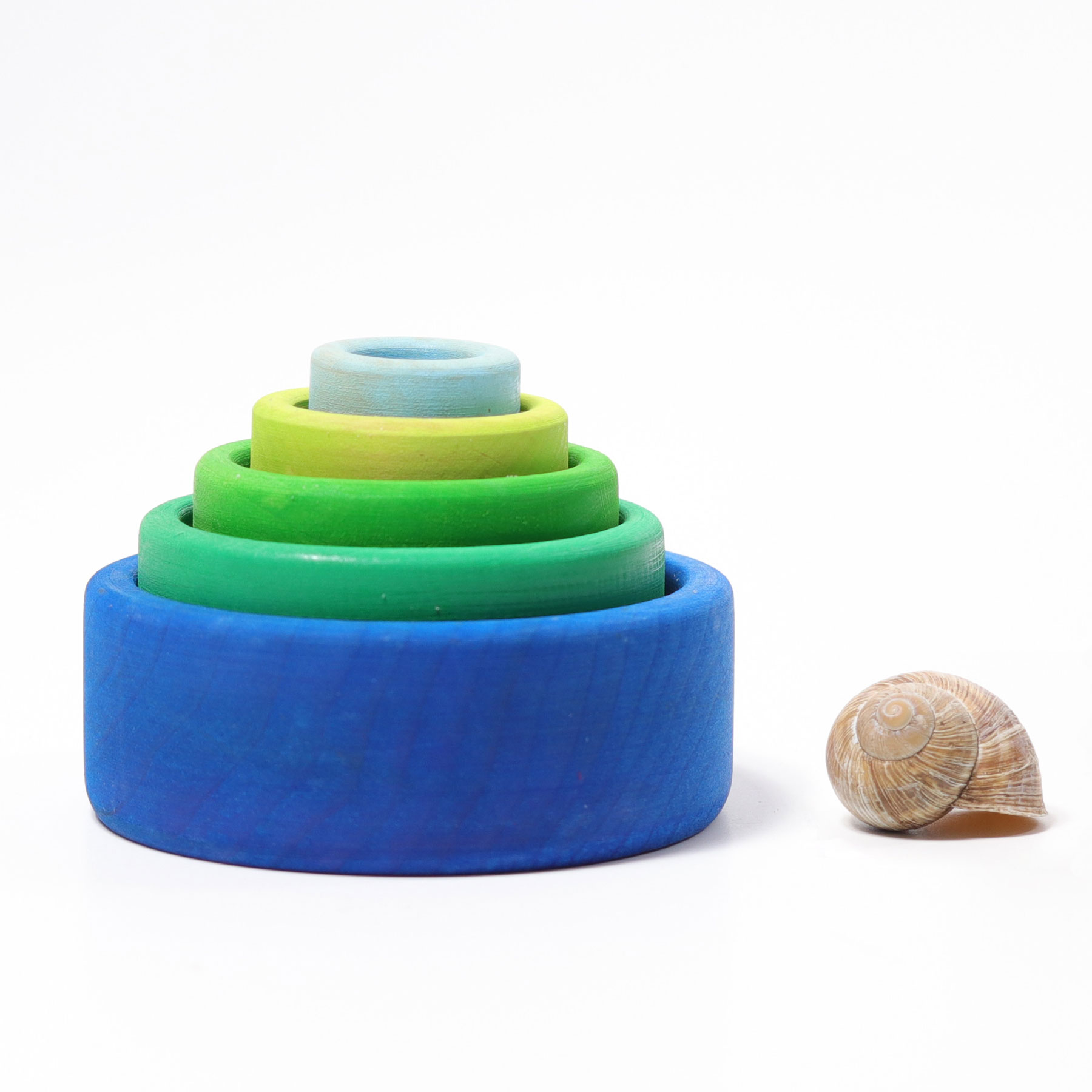 Stacking Bowls, Oceanblue   PRE-ORDER FOR 2021