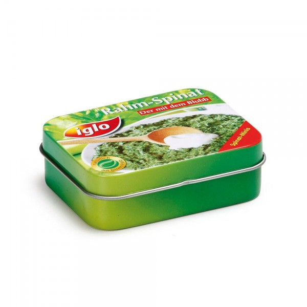 Erzi - Spinach in a Tin (WHILE QTY LAST)