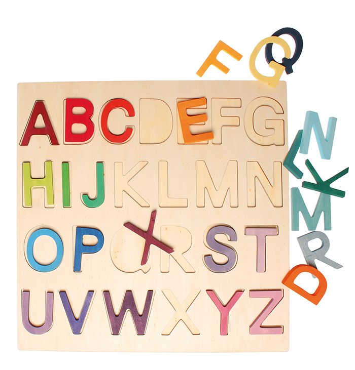 Learning - ABC Game in Frame