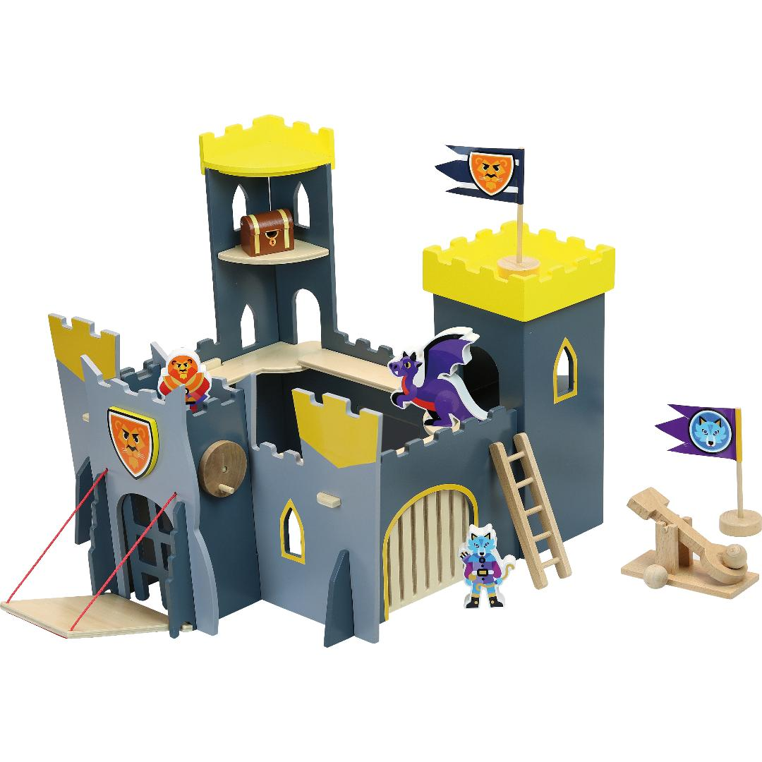 Play - My Large Wooden Castle