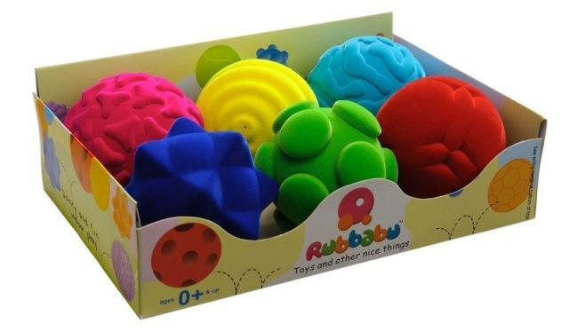 4 inch Ball Assortment (6 pcs)