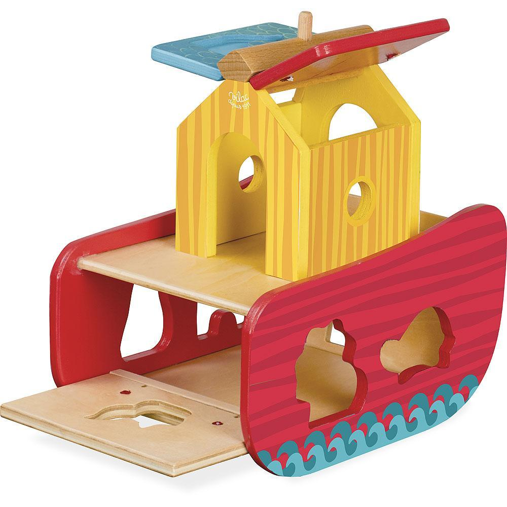 Activity - Animals Ark Shape Sorter