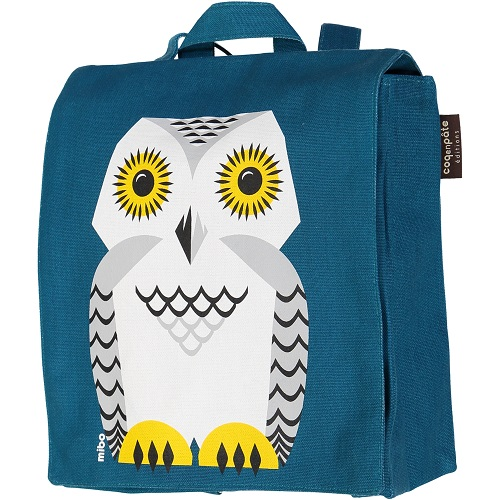 Backpack - Snowy Owl