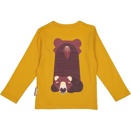 Coq en Pate - Brown Bear Long Sleeve T-Shirt 4 year WHILE QTY LAST