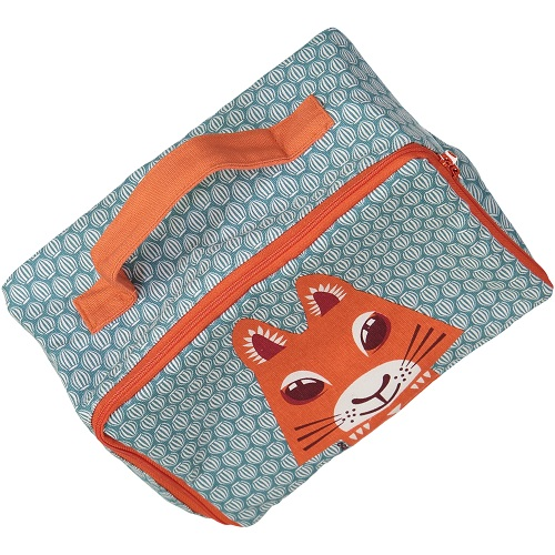 Coq en Pate - Squirrel Lunch Bag / Carry Case WHILE QTY LAST