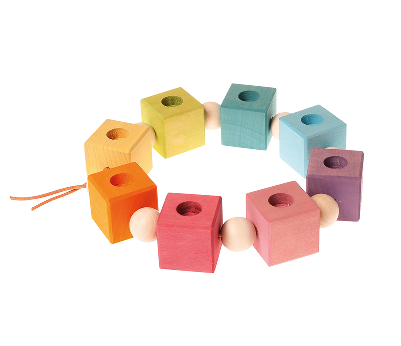 Deco - Birthday Cubes, coloured