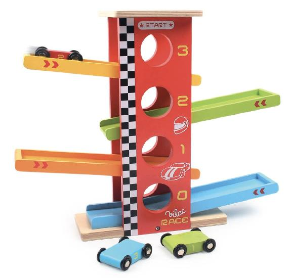 Activity - Car Race Tower