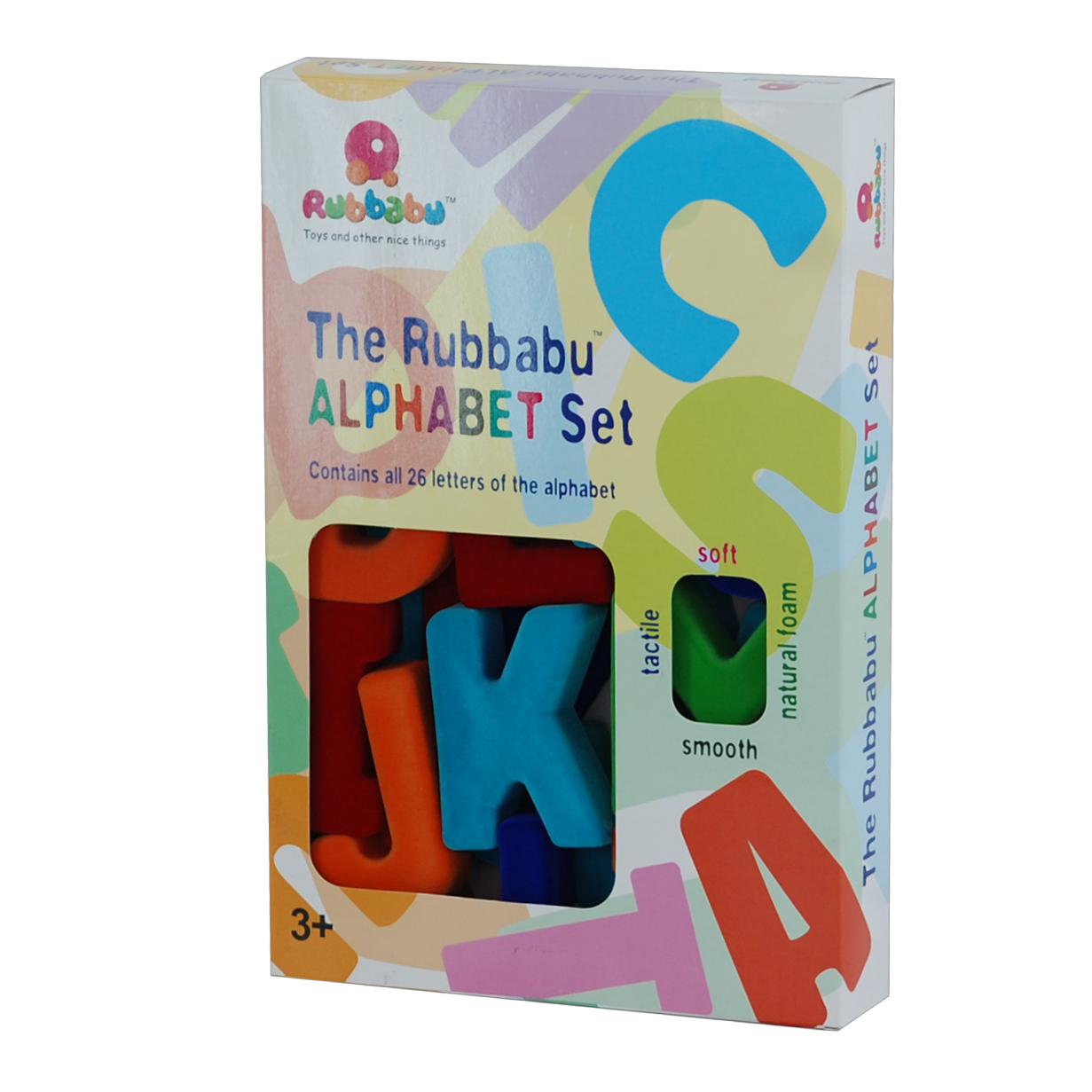 Alphabet Magnetic 4 inches
