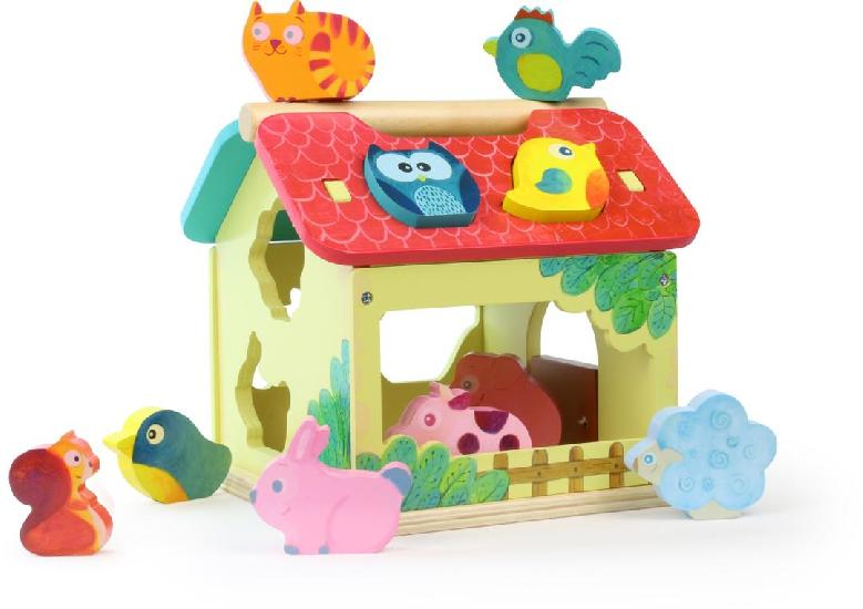 Activity - Farm with Animal Shapes    DUE APR 11