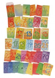 Cards, Additional Numbers 48 pcs.