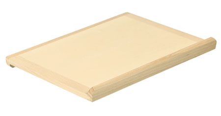 Gluckskafer - Wood baking board (30 x 20 cm)  (WHILE QTY LAST)