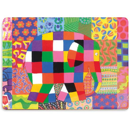 David McKee - Painting Set Elmer