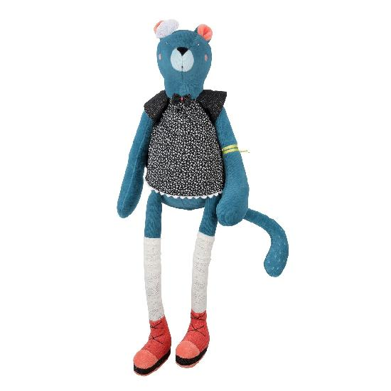 Moulin Roty - Broc' & Rolls Rosie panther doll (46cm) (WHILE QTY LAST)