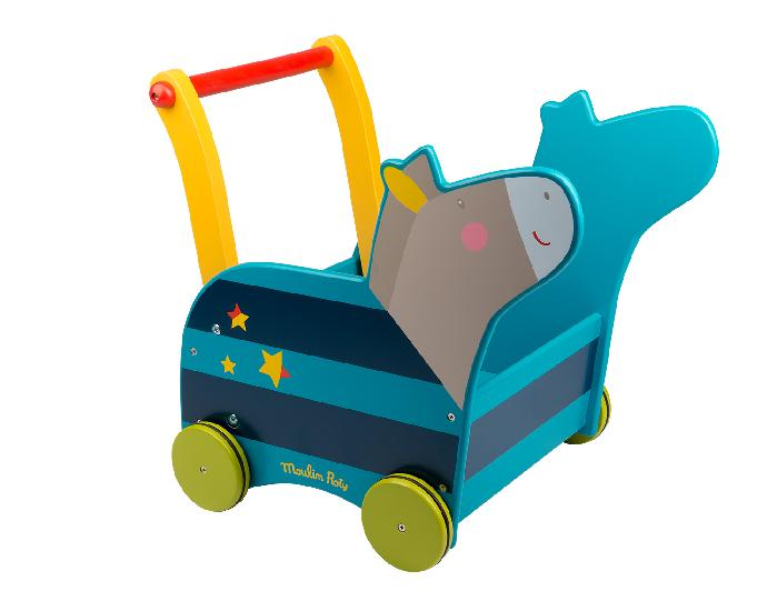 Zig et Zag - walking trolley