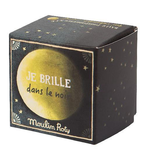 Petites Merveilles - Glow in the Dark Bouncy Ball