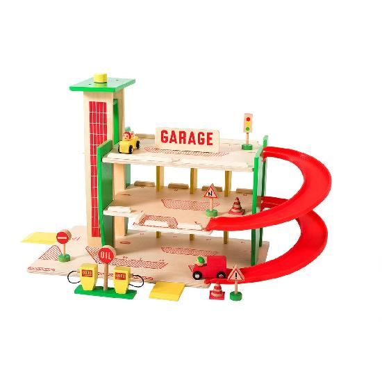 Dans la Ville - The Big Garage
