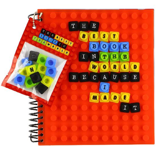 MBI - Best Book in the World Because I Made it - Silicone Cover (WHILE QTY LAST)