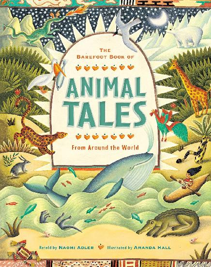 Barefoot Book of Animal Tales - PB