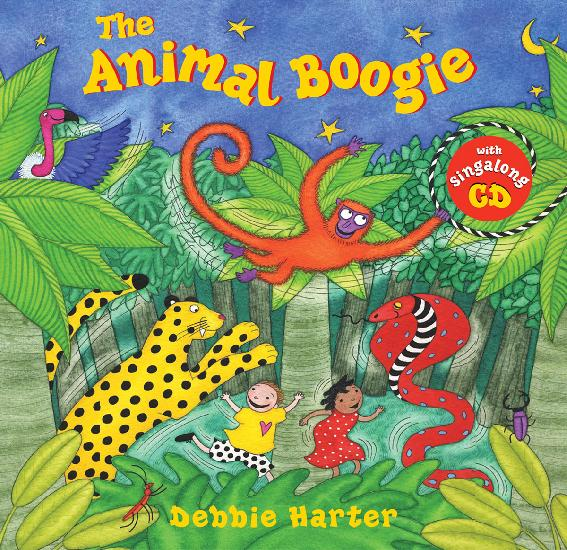 Animal Boogie - PB w/CD