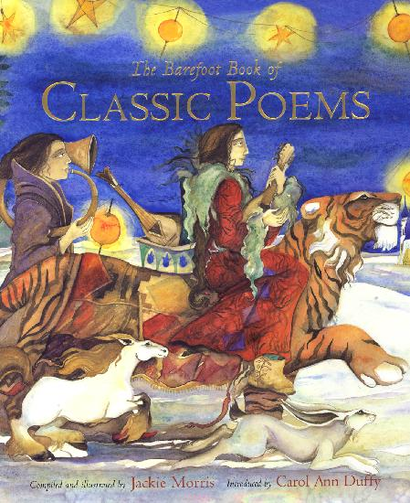 Barefoot Book of Classic Poems - HC