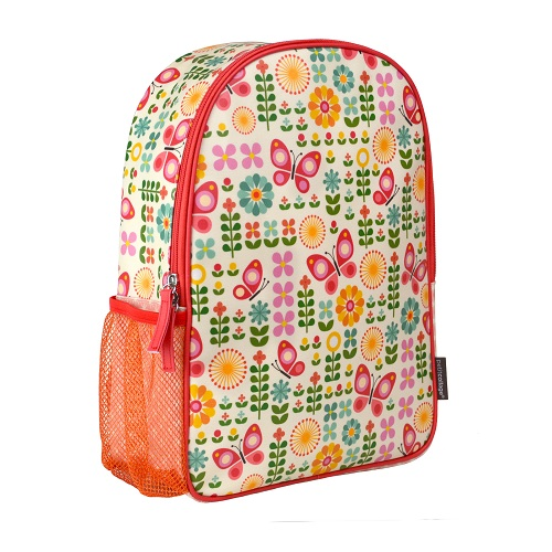 Eco-Friendly Backpack - Butterflies