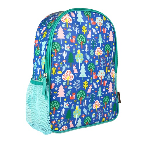 Woodland Eco-Friendly Little Kid Backpack NEW LARGER DESIGN