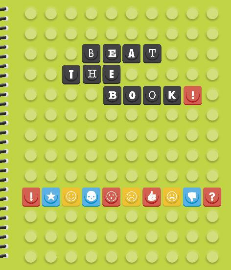 MBI - Beat the Book! - Silicone Cover (WHILE QTY LAST)