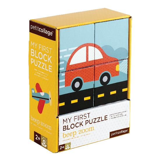 Beep Zoom My First Block Puzzle