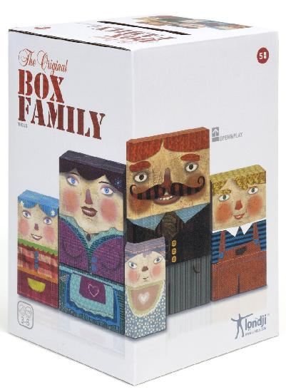 The Original Box Family WHILE QTY LAST