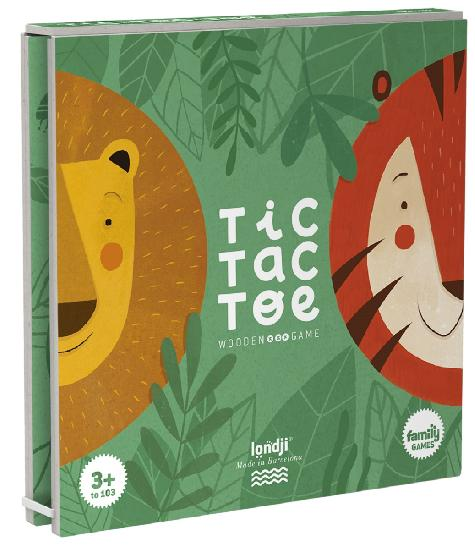 Tic Tac Toe - Lion & Tiger