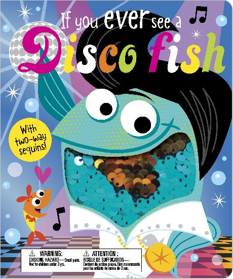 If You See A Disco Fish - BB