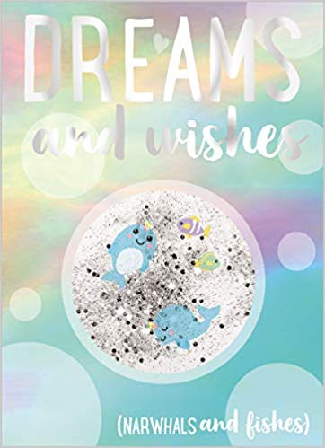 MBI - Dreams and Wishes Journal - PB (WHILE QTY LAST)