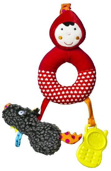 Red Riding Hood Rattle