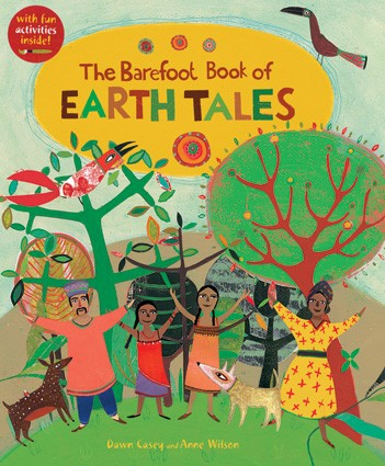Barefoot Book of Earth Tales - PB