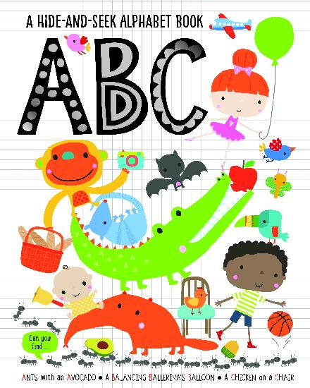 A Hide-and-Seek Alphabet Book: ABC - BB