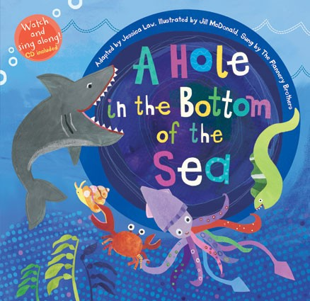 Hole in the Bottom of the Sea - PB w/CD