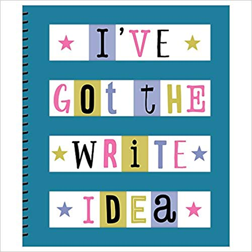 MBI - I've Got the Write Idea - Journal (WHILE QTY LAST)