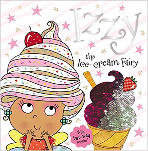 MBI - Izzy the Ice-Cream Fairy - PB with Sequin Cover (WHILE QTY LAST)