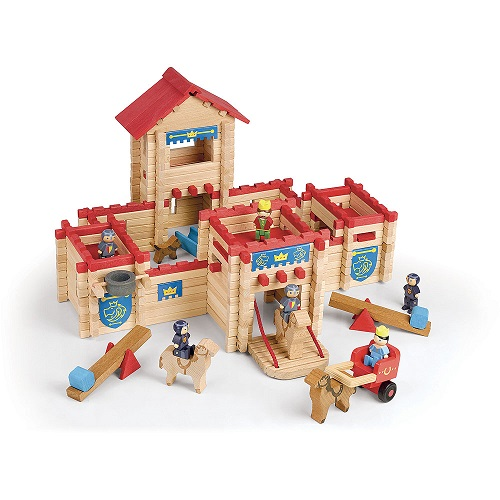 Construction - Castle 300 pc  Set