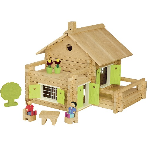 Log House 175 pcs