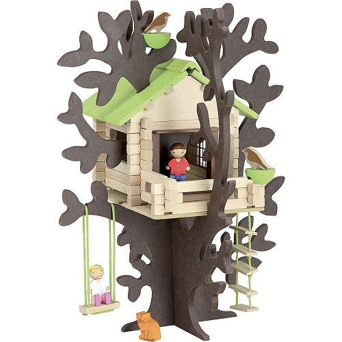 Log - Treehouse 90 pcs