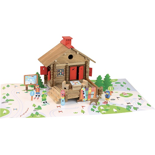 Play - Snow Resort Chalet 120 pcs