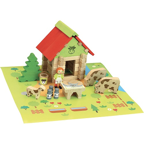 Play - Cheese House 50 pcs