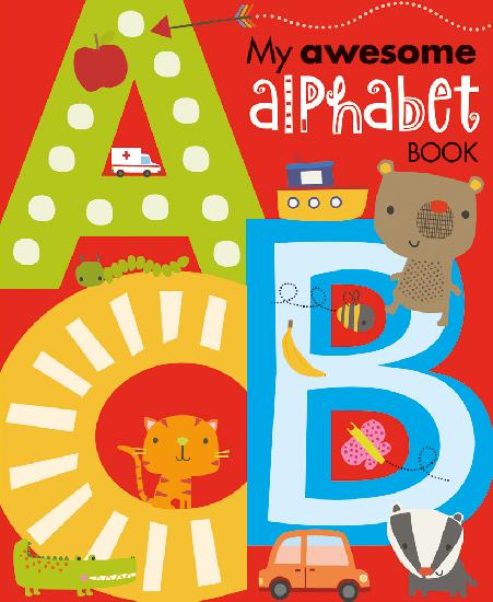 My Awesome Alphabet Book - BB