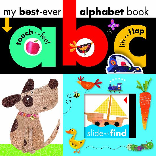 My Best Ever Alphabet Book ABC - BB