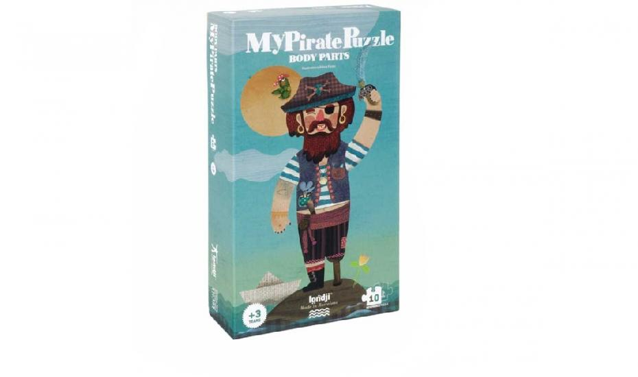 Puzzle - My Pirate
