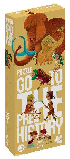 Puzzle - Go To the Prehistory
