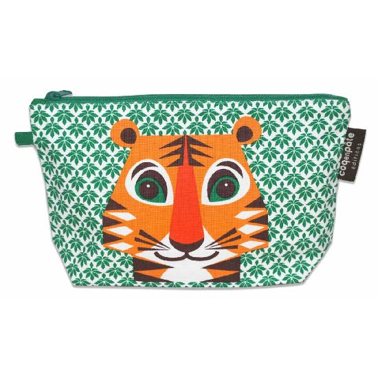Pencil Case - Tiger