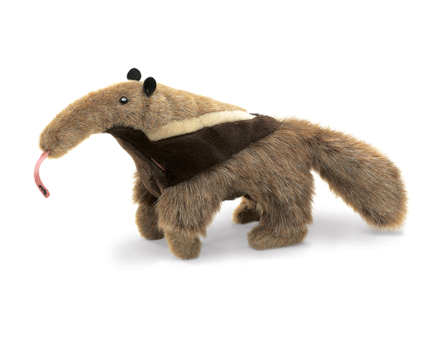 Anteater Hand Puppet WHILE QTY LAST